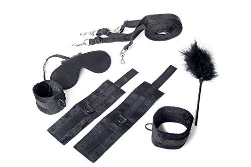 Restraints Blindfold Mask Feather Tickler product image