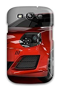 High Impact Dirt/shock Proof Case Cover For Galaxy S3 (alfa Romeo Giulia 15)