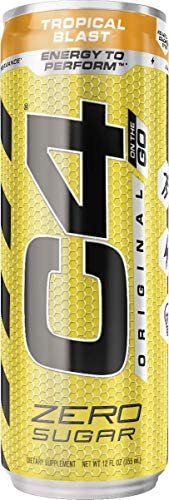 Cellucor Original Carbonated Workout Tropical product image