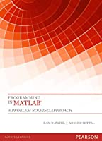 Programming in MATLAB Front Cover