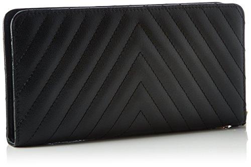Stella Maris STMW3-01 - Bolso de noche de cuero, color negro