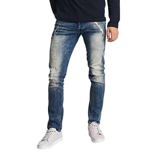 Light SOLID Used Azul Joy Jeans Stretch qOwzgwx