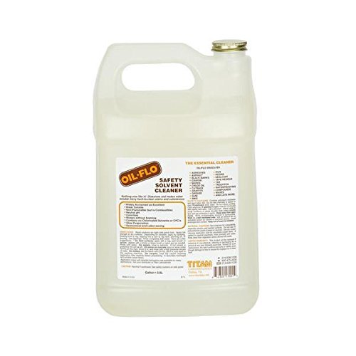 (Oil Flo - Safety Solvent Cleaner - 1 Gallon)