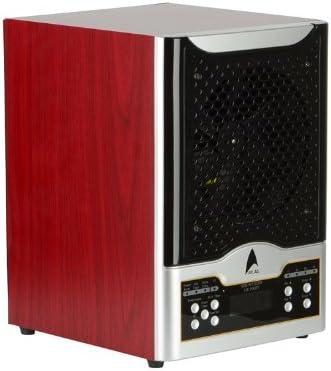 Atlas iónico ozono purificador de aire con filtro HEPA lavable y mando a distancia (303cho): Amazon.es: Hogar