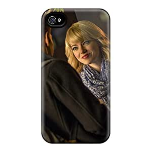 High-quality Durability Cases For Iphone 6(emma Stone Andrew Garfield New Spiderman)