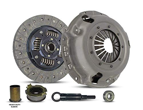 (Clutch Kit And Sleeve Works With Subaru Forester Impreza Legacy X Base Limited Premium Sport Touring 2.5i Outback L H6 L.L. Bean VDC Sedan Wagon 1996-2012 2.0L H4 2.5L H4 3.0L H6)