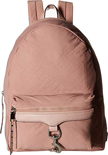 Rebecca Minkoff Women's Tech To Go Mab Backpack Vintage Pink 1 One Size