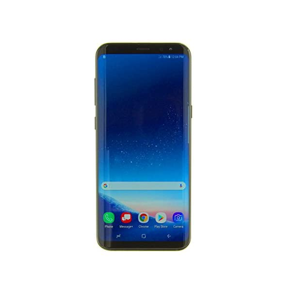 "41DYDOOQzHL. SS600 - Samsung Galaxy S8 (G950u GSM only) 5.8"" Unlocked Smartphone for All GSM Carriers - Midnight Black (Renewed) Samsung Galaxy S8 (G950u GSM only) 5.8″ Unlocked Smartphone for All GSM Carriers – Midnight Black (Renewed) 41DYDOOQzHL"