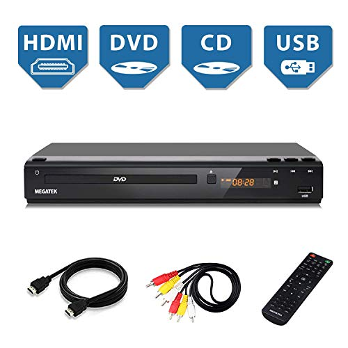DVD Player Megatek Home