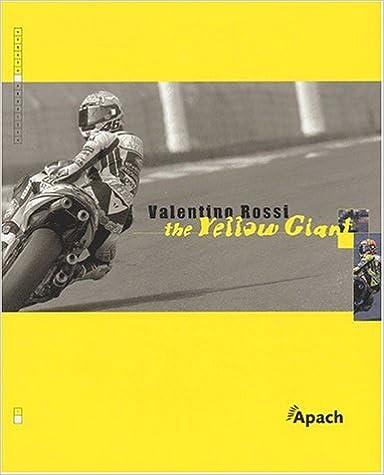 Livre Valentino Rossi, the Yellow Giant pdf epub