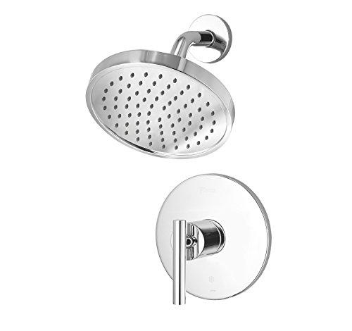 Pfister  G89-7NCC  Contempra 1-Handle Shower Only Trim 2.0 gpm Polished Chrome Contempra Shower Faucet