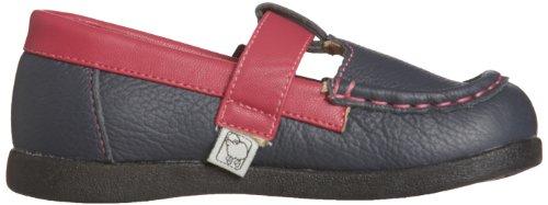Little Blue Lamb Toddler Schuhe Halbschuhe Loafer grau pink Echt Leder Grau