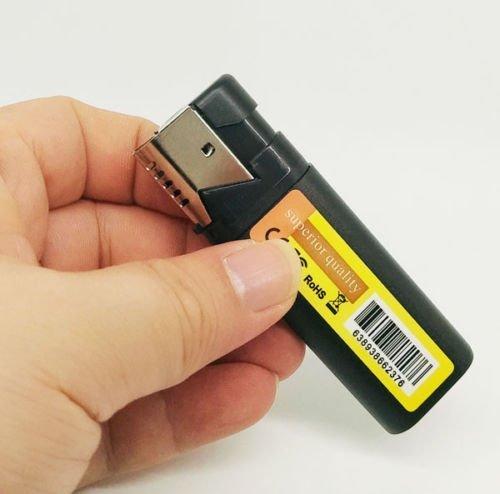 The new lighter camera hidden hd spy camera 1080P True lighter camera