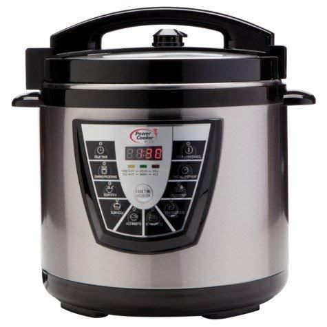 Tristar 8 Qt. Power Cooker Plus