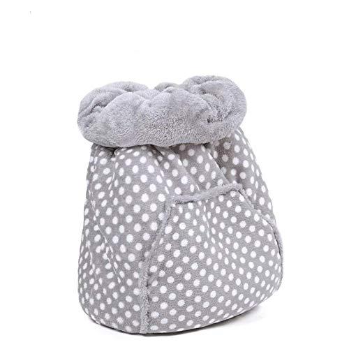 PAWZ Road Puppy Small Dog Bumper Bed Ultra Soft Magic Sleeping Bag