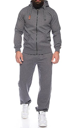 Finchman Finchsuit 1 Herren Jogging Anzug Trainingsanzug Sportanzug FMJS135…