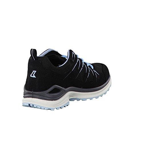 Lowa Innox Evo Gtx Lo Ws, Zapatos de Senderismo para Mujer schwarz