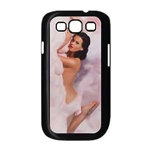 Katy Perry funda Samsung Galaxy S3 9300 caja funda del teléfono celular del teléfono celular negro cubierta de la caja funda EEECBCAAL04820