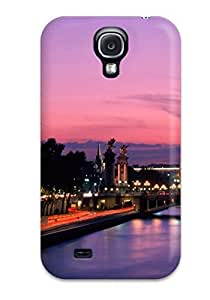 Cute Tpu Valerie Lyn Miller City Of Paris Case Cover For Galaxy S4