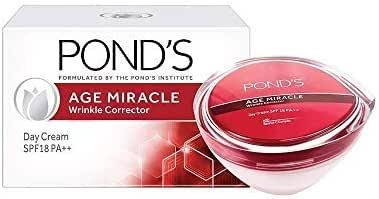 Pond's Age Miracle Wrinkle Corrector Day Cream SPF 18 PA++ - 10g