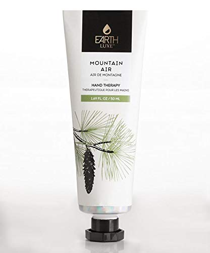 Earth Luxe Hand Skin Cream Lotion Therapy Moisturizing Luxury Spa (Mountain Air) ()