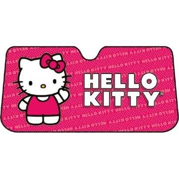 U.A.A. INC. Hello Kitty Core Universal Size Full Sunshade Car Sun Shade