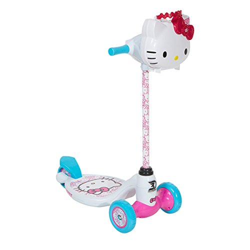 Hello Kitty Dynacraft 3 Wheeled Scooter, 5
