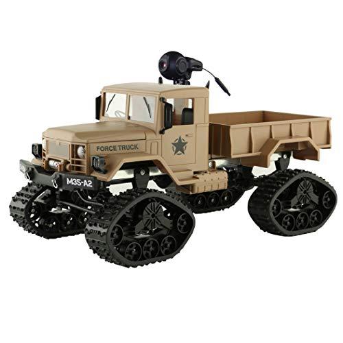 Bangcool RC トラック WiFi HD カメラ オフロード車 玩具 リモコン トラック マルチカラー