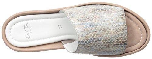 Ara Kvinnor Tania Slide Sandal Taupe Mamba / Taupe