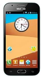 "Mobiola eON 50, 12 GB 5"" - Camara 5 Mp - Smartphone Libre Android - Dual SIM - Dual - Core - Color Negro"