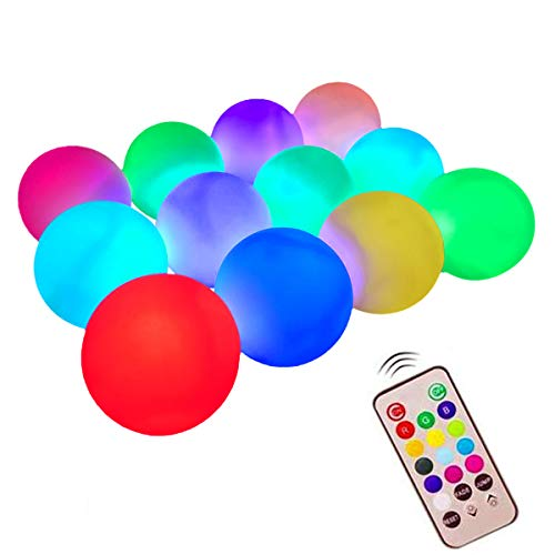 Aokely Led Ball Lights 12Pack 3.1