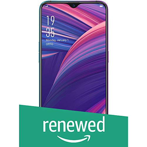 (Renewed) OPPO R17 Pro (Radiant Mist, 8GB RAM, 128GB Storage)