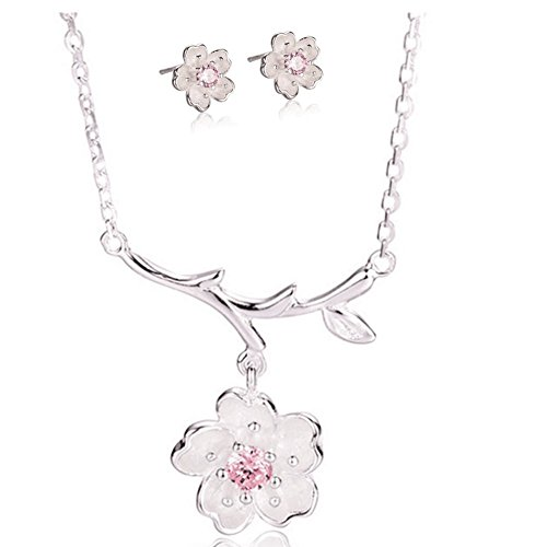 Cherry Blossom Necklace - 8