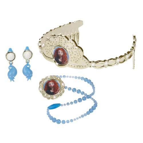 Disney Princess Merida Jewelry Set