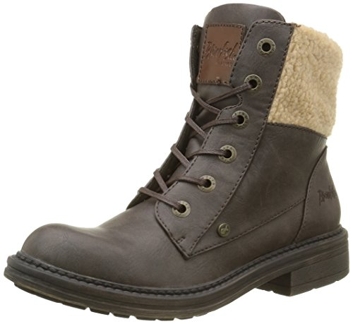 Boots Brown Women's Brown Ankle Blowfish Natural Fader UwPqPz61v