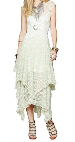 Womens Plus Size Two Piece Dress Green - 2