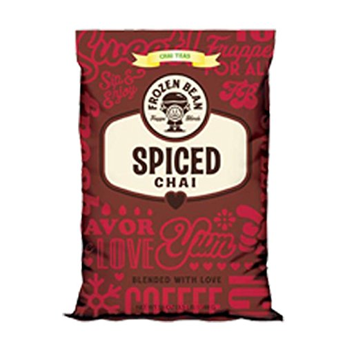 Frozen Bean CHT 3015 Spice Chai (SET OF 5 PER CASE) by Frozen Bean