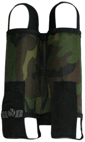 Gen X Global 2 Pod Pouch (WOODLAND) G-16A (Pod Pouch 2 Paintball)