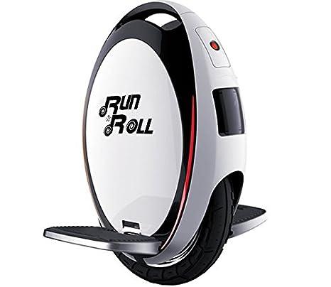 Run & Roll Turbo Spin Advanced Monociclo, Hombre, Blanco, 12 ...
