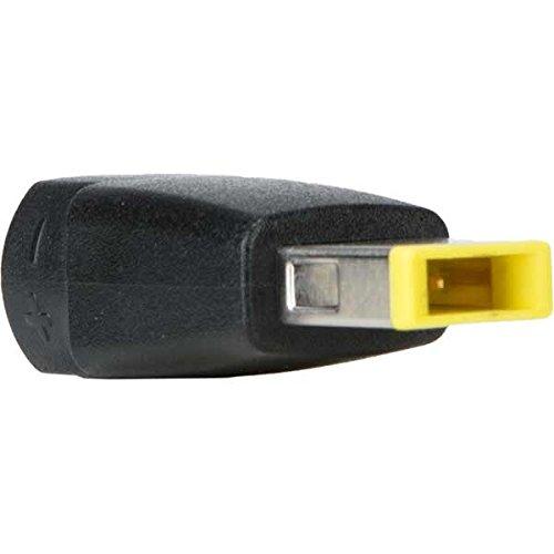 Targus Device Power Tip (PT-3X6) - 10 Pack - 1 x - Black