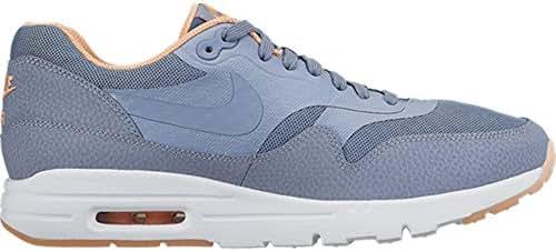 Nike WMNS Air Max 1 Ultra Essentials [704993 401] NSW Running Deep BlueMulberry