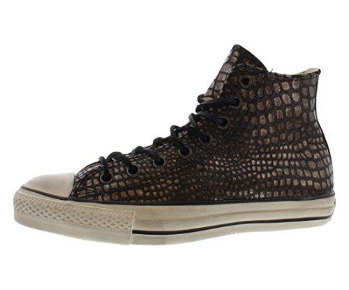 Converse John Varvatos Chuck Taylor Hi Metallic Shoes Size Men's 8.5/Women's 10.5