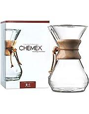 Coffee Circle Classic CM-8A Koffiebereider, glas, transparant, voor maximaal 8 kopjes