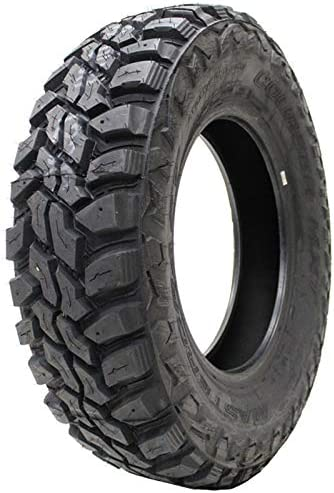 35//125R20 121Q Mastercraft Courser MXT Mud Terrain Radial Tire