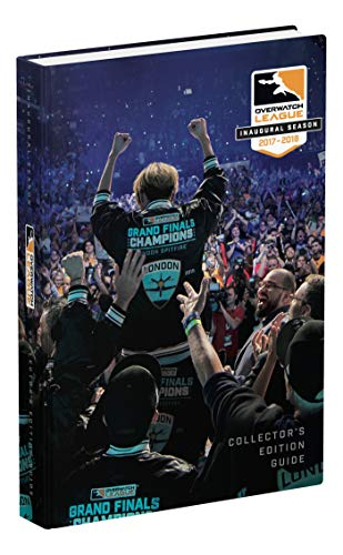 - Overwatch League Inaugural Season: Official Collector's Edition Guide