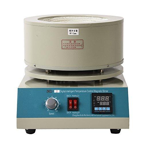HNZXIB Digital ZNCLT-2L Heating Mantle with Magnetic Stirrer