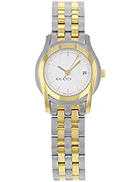 5500L YA055528 Stainless Steel Quartz Ladies Watch