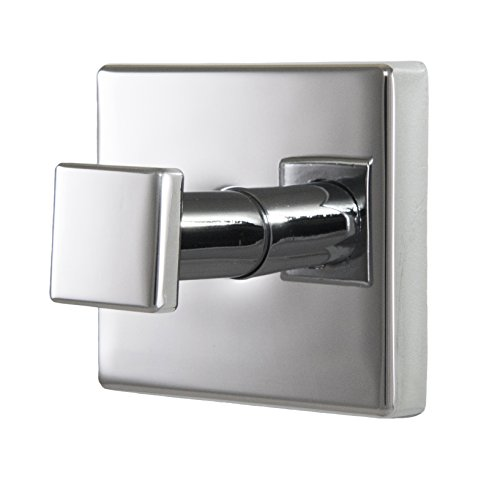 - Preferred Bath Accessories PC1000 Primo Collection Single Robe Hook, Polished Chrome
