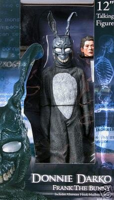 NECA Donnie Darko Frank the Bunny Deluxe Action Figure