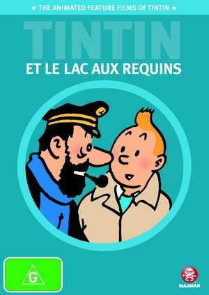 Tintin & the Mystery at Shark Lake [Region 4]
